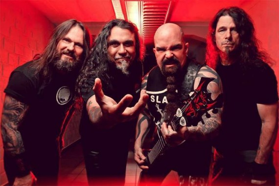 slayer - band - 2013