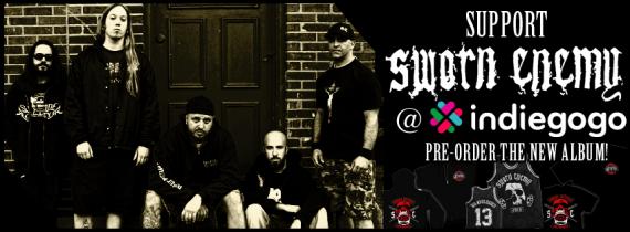 sworn enemy - indiegogo - 2013