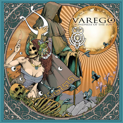 varego - blindness of the sun - 2013