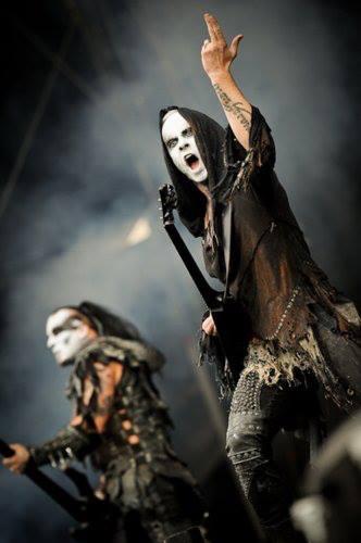 Behemoth live - 2013