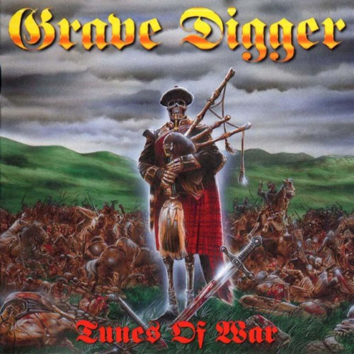 Grave_Digger -Tunes Of War - 1996