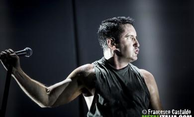 Nine Inch Nails - Trent Reznor - 2013