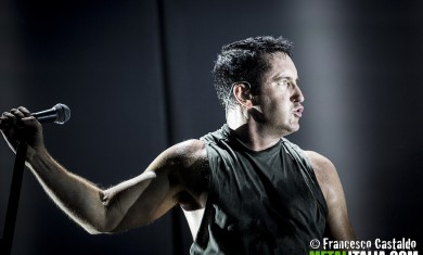 Nine Inch Nails - Trent Reznor - 2013