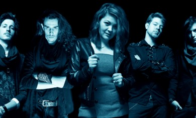 afterlife - band - 2013