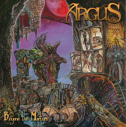 argus - beyond the martyrs - 2013