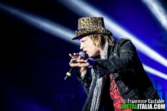 avantasia - live milano - 2013