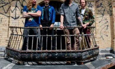 baroness band2013
