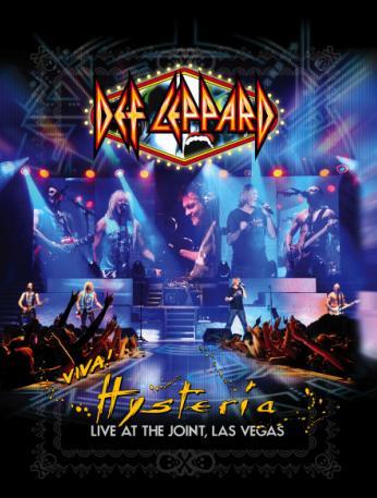 def leppard - VIVA! Hysteria - 2013
