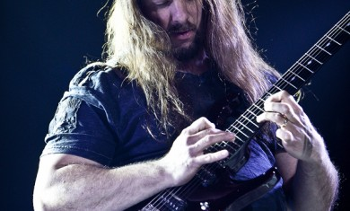 dream theater - john petrucci milano - 2012