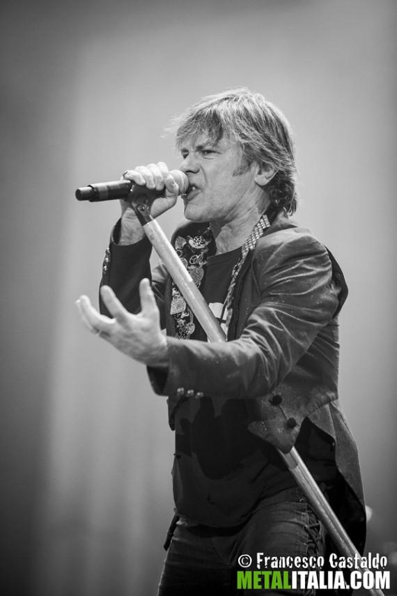 iron maiden - bruce dickinson live milano - 2013