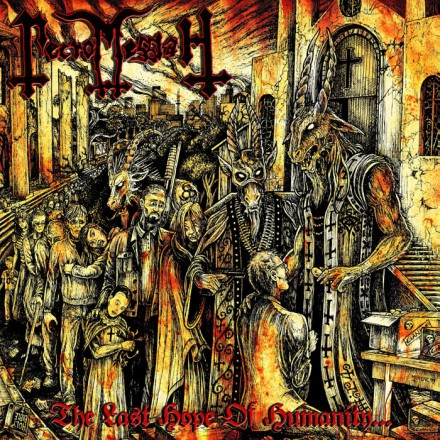 necromessiah - the last hope of humanity - 2013