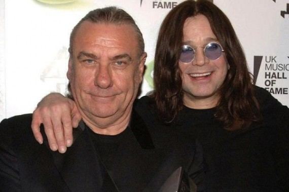 ozzy osbourne - bill ward - 2013