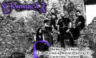 poemisia - promo band - 2013