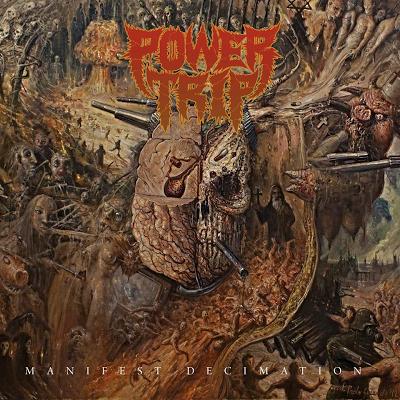 power trip - manifest decimation - 2013