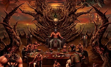 pyrexia - feast of iniquity - 2013