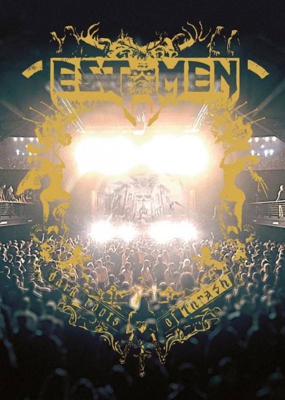 testament - dark roots of thrash - 2013