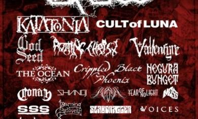 Damnation Festival 2013