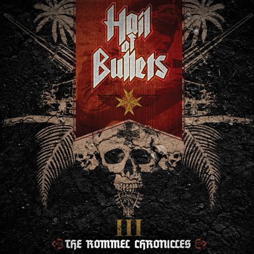Hail Of Bullets- III The Rommel Chronicles  - 2013