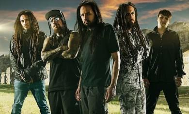 Korn - band - 2013