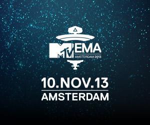 MTV European Music Award 2013