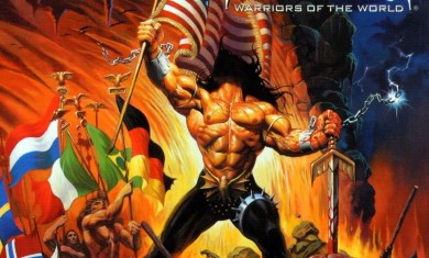 Manowar - Warriors Of The World - 2002