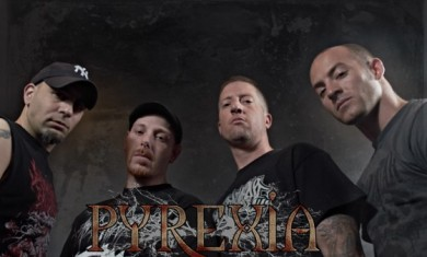 Pyrexia - band - 2013