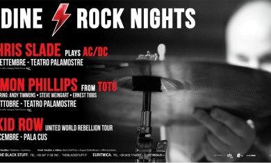 UDINE ROCK NIGHTS bozza artwork