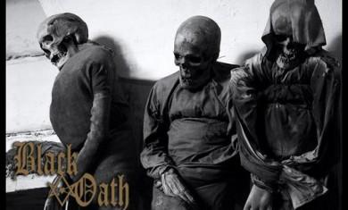 Black Oath - band - 2013