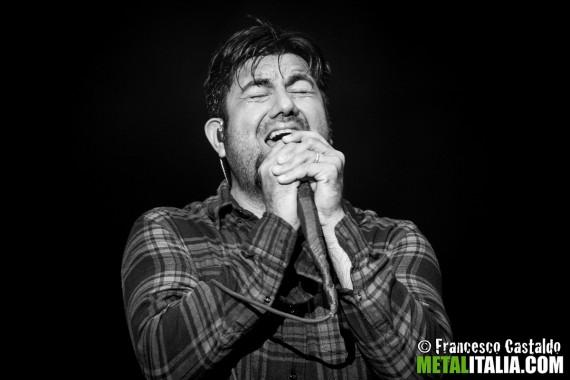 deftones - live milano - 2013