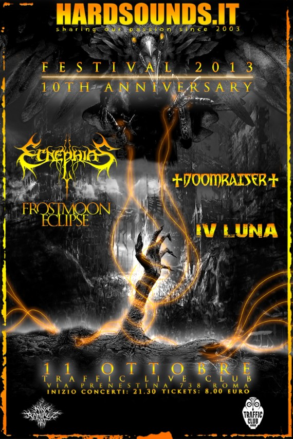 hardsounds fest - locandina - 2013