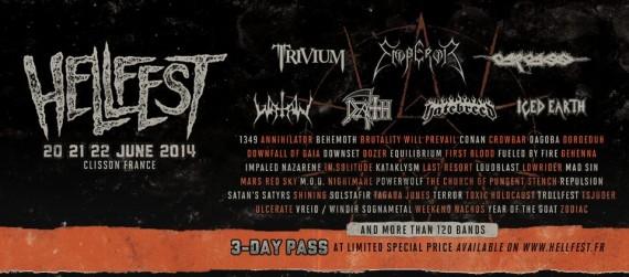hellfest 2014 - primo annuncio - 2013