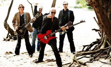 iron savior - band - 2011