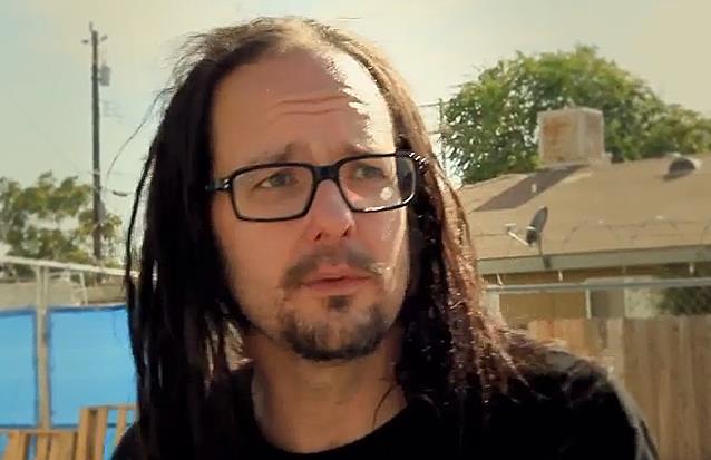 Jonathan Davis Korn 2013