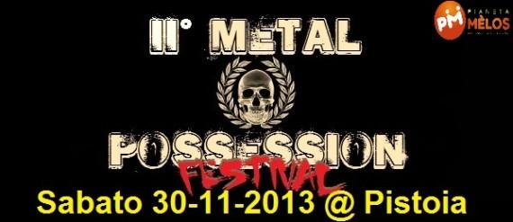 metal possession fest 2 - locandina - 2013