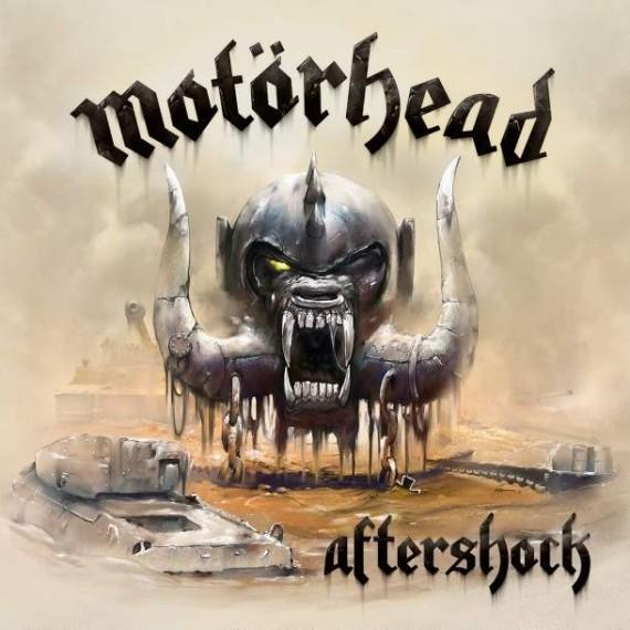 motorhead - aftershock - 2013