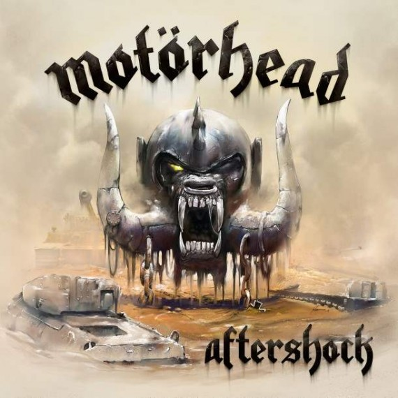 motorhead - aftershock - 2013