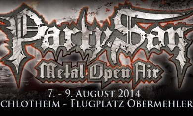 party.san open air - logo - 2014
