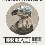 protest the hero tesseract - milano locandina - 2014