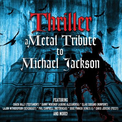 thriller a metal tribute to micheal jackson