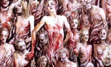 CANNIBAL CORPSE - The Bleeding - 1994b
