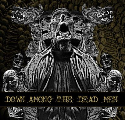 DOWN AMONG THE DEAD MEN -  Draconian Rage