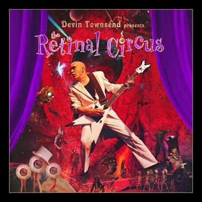 Devin Townsend - The Retinal Circus - 2013