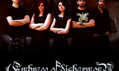 Embrace Of Disharmony Promo Pic 2013