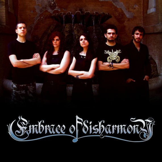 Embrace Of Disharmony Promo Pic 2013
