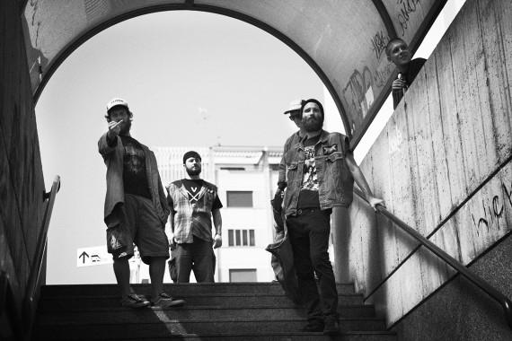 HOBOS - band - 2013