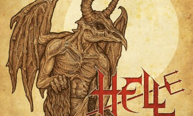 Hell - The Age Of Nefarious - 2013