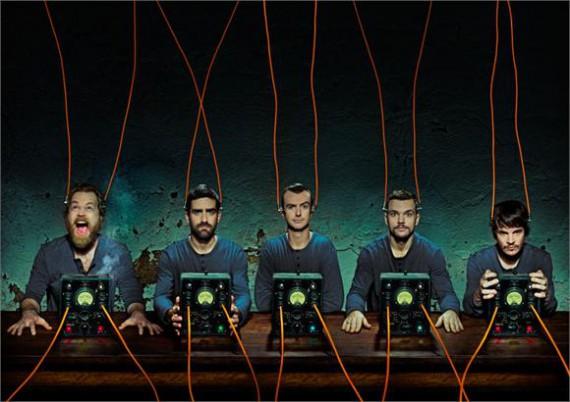 Karnivool - band - 2013