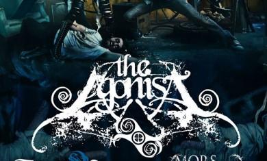 the agonist-Locandina tour