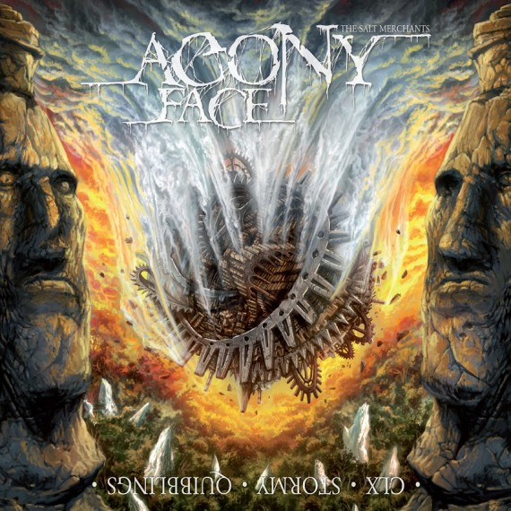 agony face - CLX STORMY QUIBBLINGS - 2013