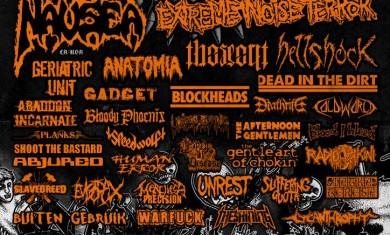 bloodshed festival - locandina - 2013